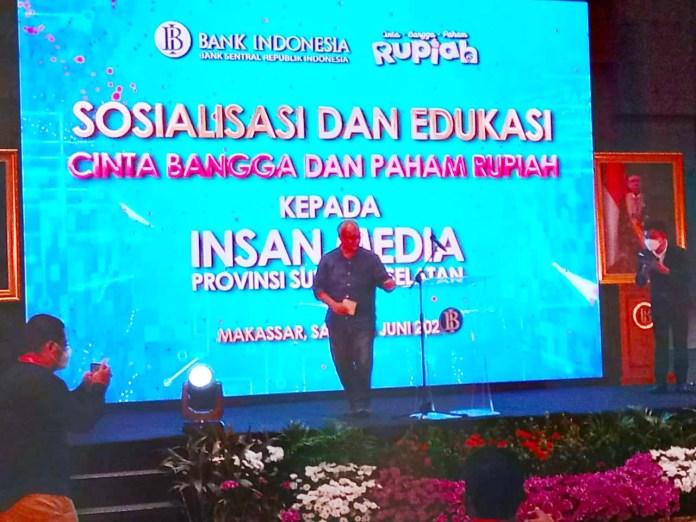 Bank Indonesia Sulsel Sosialisasi Cinta, Bangga dan Paham Rupiah