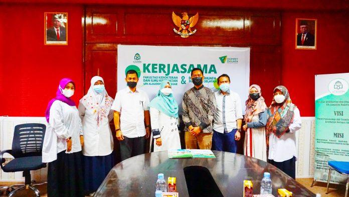 Dompet Dhuafa dan UIN Alauddin Makassar Jalin Kerjasama Sosial