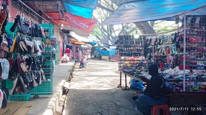 Sejarah Baru, Kini Pasar Senggol Buka Disiang Hari Selama PPKM Berlaku