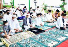 Peringati Hari Raya Idul Adha, Plt Gubernur Ingatkan Terapkan Prokes Ketat