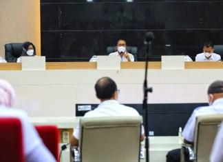 Jaga Kesehatan Warga Makassar, Danny Pomanto Pastikan Cadangan Keperluan Medis