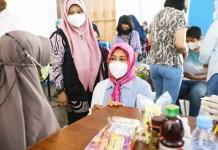 Fatmawati Rusdi Serukan Vaksinasi Anak, Wujudkan Indonesia Sehat