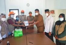 """Birma Peduli"" Serahkan Bantuan Vitamin untuk Korlap-Korlu Makassar Recover Se Kecamatan Manggala"
