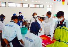 Kabid Pembinaan SMK Disdik Sulsel Kunjungi SMKN 9 Makassar