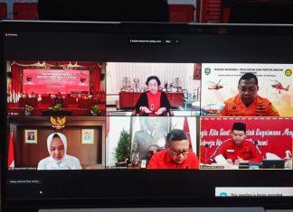 DPP PDIP Launching Sistem Peringatan Dini Bencana, Dokter Fadli Ananda: Terintegrasi Hingga ke Sulsel