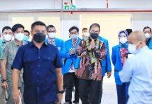 Teknik Expo 2021 UIM: Walkot Danny Minta Tetap Lestarikan Budaya Makassar