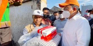 Wali Kota Makassar Temui Korban Kebakaran, Pastikan Kebutuhan Warga Terpenuhi