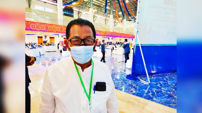 Ketua LP3M Unismuh Makassar, Dr. Ir. Abubakar Idhan, MP