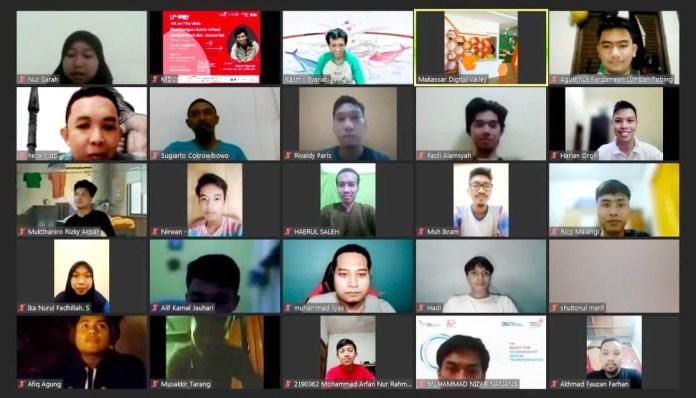 Online Class Up-Dev Series MDV, Ulas Pengembangan Teknologi Virtual Reality dengan html dan Javascript