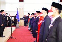 1.835 ASN Pemprov Sulsel Terima Tanda Kehormatan Satyalancana Karya Satya
