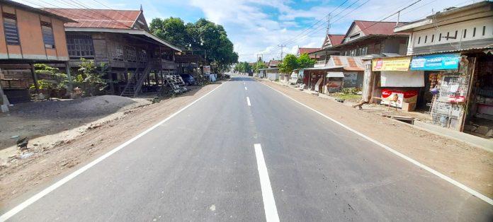 Plt Gubernur Sulsel Resmikan Ruas Jalan Strategis Sidrap menuju Soppeng