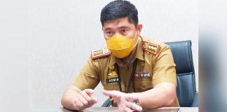 Kepala Dinas Pemuda dan Olahraga (Dispora) Sulsel, Andi Arwin Azis