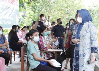 Vaksinasi Tingkat Kelurahan, Fatma Minta Ada Bilik Khusus Perempuan