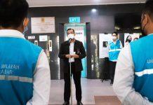 Jaga Keandalan Listrik, PLN UIW Sulselrabar Kirim 20 Personel untuk Dukung PON XX Papua