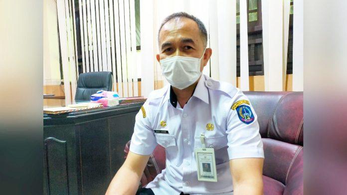Pelaksana tugas (Plt) Kepala Biro Kesejahteraan Rakyat (Kabiro Kesra) Pemprov Sulsel Muh. Hasim