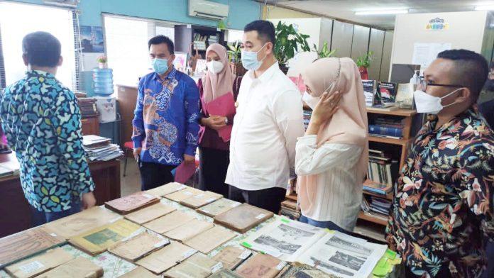 Kunjungi Heritage Balai Pustaka, Bupati Pangkep Rencana Kembangkan Literasi di Masyarakat