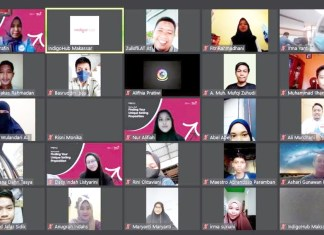 Webinar IndigoHub Makassar Kupas Strategi Agar Produk Lebih Unggul