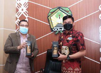 Bupati Adnan Sambut Baik Rencana Program Pegadaian Berdayakan Bumdes di Gowa