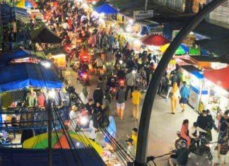 Jajanan Kuliner Pasar Cidu Diduga Pemicu Keramaian