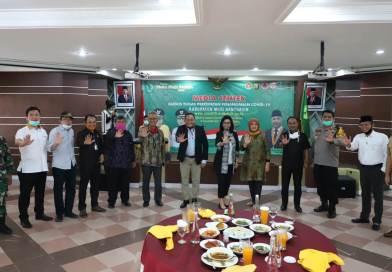 Bupati Muba Sambut Kunker Pansus 1 DPRD Provinsi Sumsel