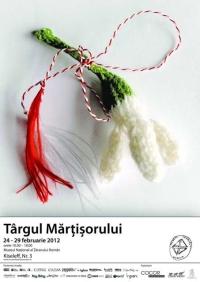 Veniţi între 24 şi 29 februarie 2012, la Târgul Mărţişorului de la Muzeul Ţăranului Român.