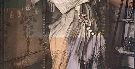 Frumoasele straie taranesti ale doamnelor de la oras (Expozitie de Peter Jacobi)