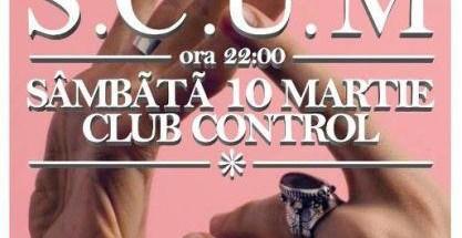 S.C.U.M live @ Control Club
