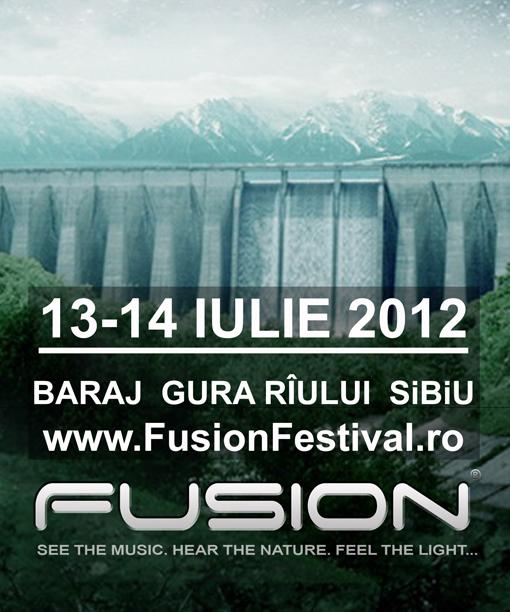 S-au pus în vânzare biletele pentru FUSION Festival 2012