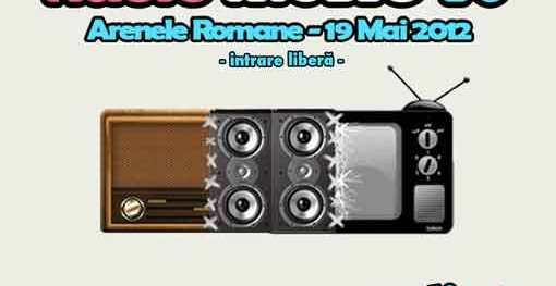 Radio MUSIC Tv @ ARENELE ROMANE