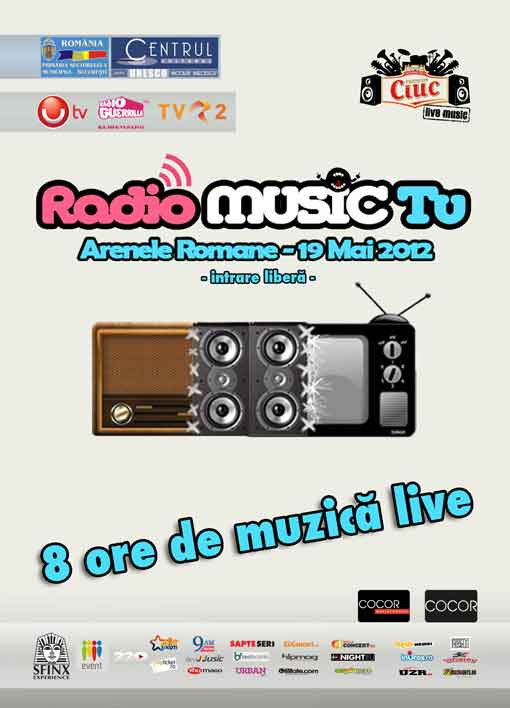Radio MUSIC Tv @ ARENELE ROMANE