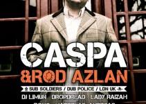 CASPA & ROD AZLAN @ ZOE - Bucuresti