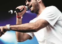 Raku emite semnale intr-un nou concert in Iasi