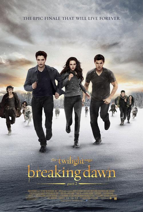 Twilight Breaking Dawn - Partea 2 - Official Trailer