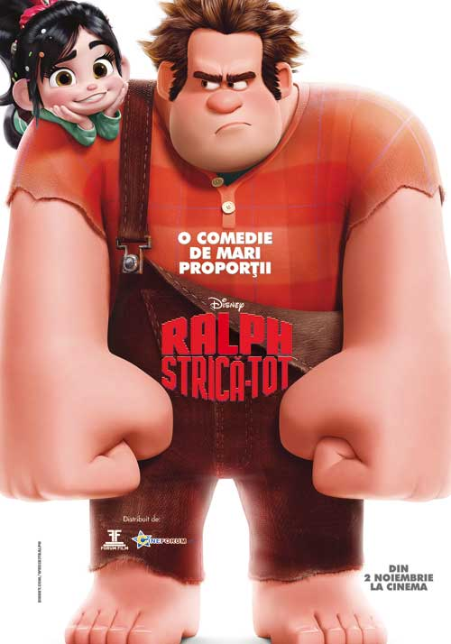 Wreck-It Ralph - Ralph Strica-Tot(2012)