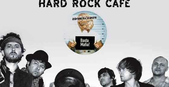 Zdob si Zdub lanseaza in aprilie un nou album, - Basta Mafia -