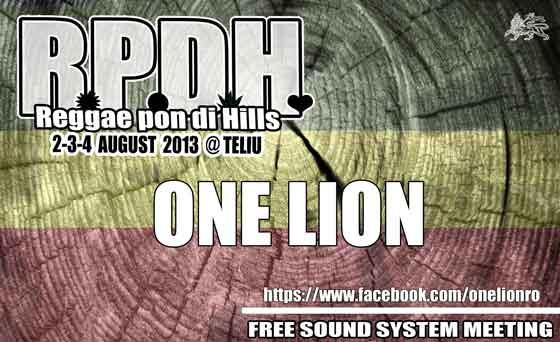Pe dealurile din Teliu, pentru a V-a editie a evenimentului, RPDH revine in 2013 in 2,3 si 4 august in aceasi locatie incarcata cu vibratii pozitive.