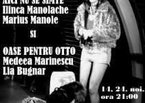 Festin teatral: Medeea Marinescu joaca la Green Hours