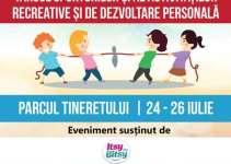 Targul sporturilor si al activitatilor recreative si de dezvoltare personala