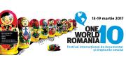One World Romania   13-19 martie 2017