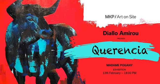 Querencia by Diallo Amirou | MKP|Art on Site @ Madame Pogany