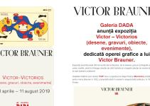 Victor – Victorios (desene, gravuri, obiecte, evenimente) @ Galeria DADA