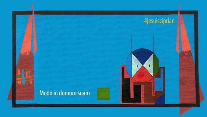 Expozitie Modo in domum suam by jesuisciprian @ Festivalul Teatru sub luna