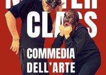 Masterclass Commedia dell'Arte Cu Michele Modesto Casarin si Claudio Colombo