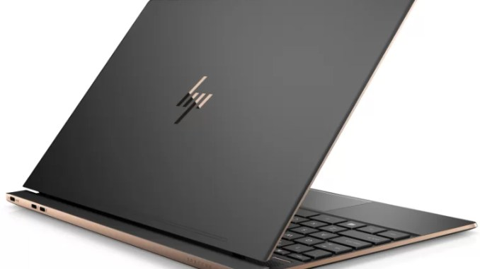 HP spectre 13 2017 notebook
