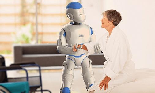 AI robots china