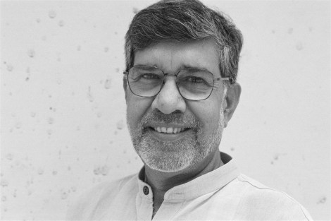 Image result for kailash satyarthi