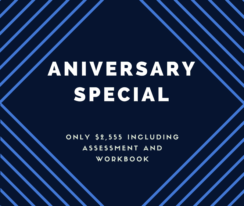 Anniversary Special closing soon