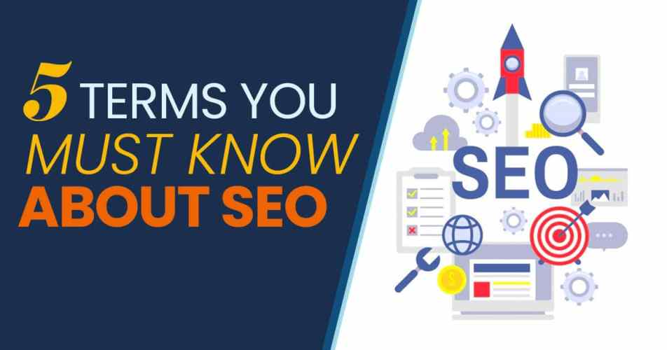 SEO Terms, SEO terms and definitions