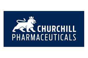 churchill pharmaceuticals logo
