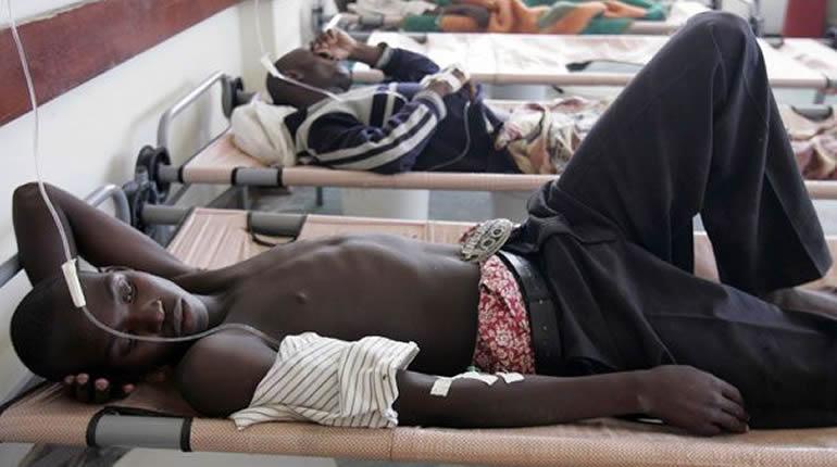 Human African trypanosomiasis (sleeping sickness)